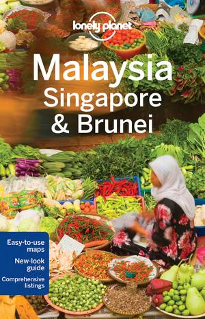 Lonely Planet Malaysia, Singapore & Brunei dr 13