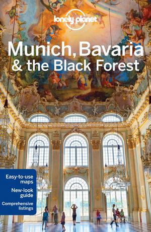 Lonely Planet Munich, Bavaria & the Black Forest dr 5