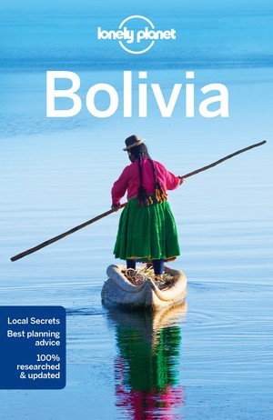 Lonely Planet Bolivia dr 9