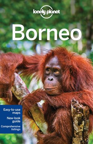 Lonely Planet Borneo dr 4