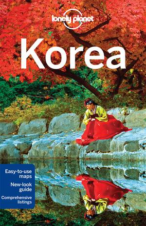 Lonely Planet Korea dr 10