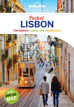 Lonely Planet Pocket Lisbon dr 3
