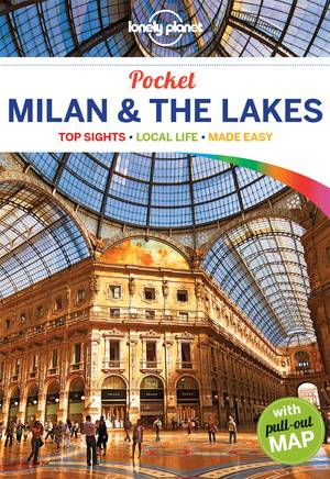 Lonely Planet Pocket Milan & the Lakes  dr 3