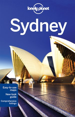 Lonely Planet Sydney dr 11