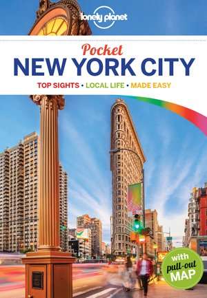 Lonely Planet Pocket New York City dr 6