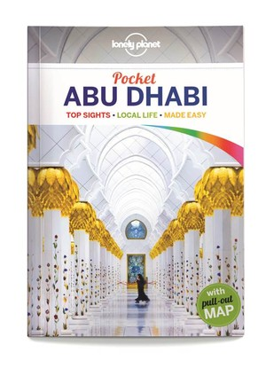 Lonely Planet Pocket Abu Dhabi dr 1