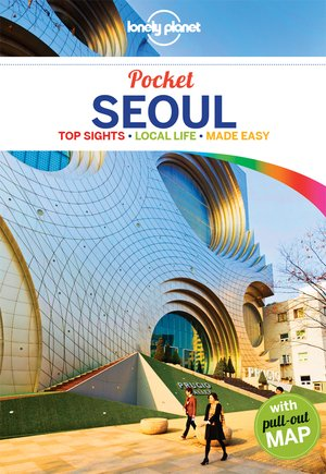 Lonely Planet Pocket Seoul dr 1