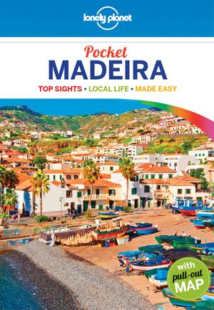 Lonely Planet Pocket Madeira dr 1