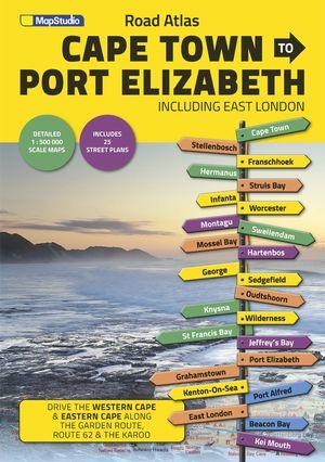 Kaapstad tot Port Elisabeth str.atlas