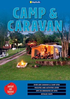 Zuid-Afrika Camp & Caravan atlas