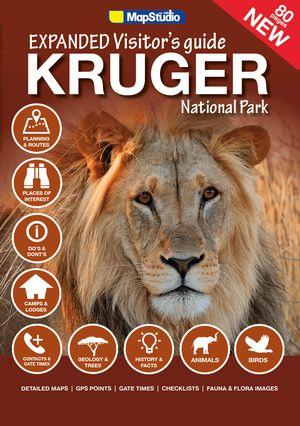 Kruger NP uitgebreide gids voor bezoekers
