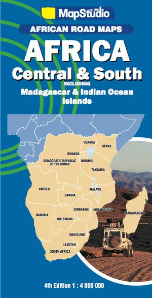 Afrika Centr. & Zuid incl. Madagascar & Ind.Ocean Islands