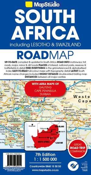 Zuid-Afrika - Lesotho & Swaziland