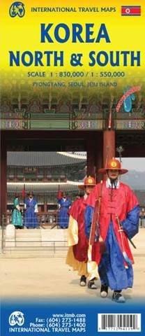 Korea Noord & Zuid