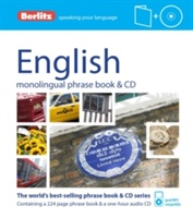 Berlitz Language: English Phrase Book