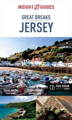 Insight Guides Great Breaks Jersey - Jersey Travel Guide