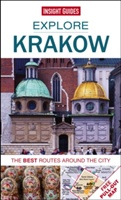 Insight Guides Explore Krakow - Krakow Guide, The Best Routes Around The City