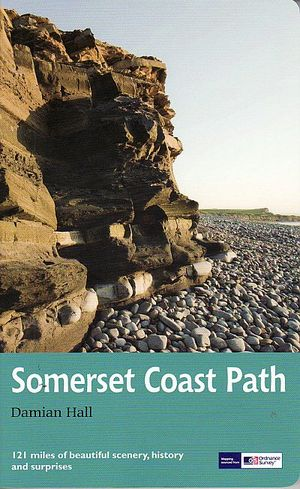 Somerset Coast Path - National Trail Gui