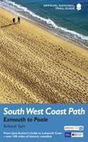 South West Coast Path: Exmouth To Poole