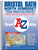 Bristol, Bath & North Somerset Street Atlas