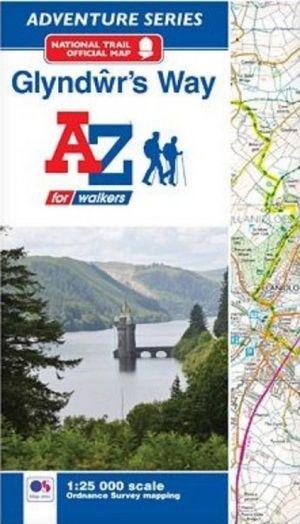 Glyndwr's Way Adventure Atlas