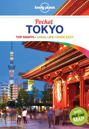 Lonely Planet Pocket Tokyo