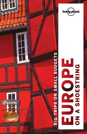 Lonely Planet Europe on a Shoestring dr 9