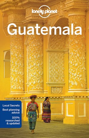Lonely Planet Guatemala dr 6