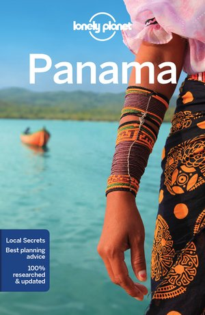 Lonely Planet Panama dr 7