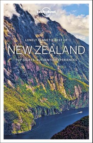 Lonely Planet Best of New Zealand 2e