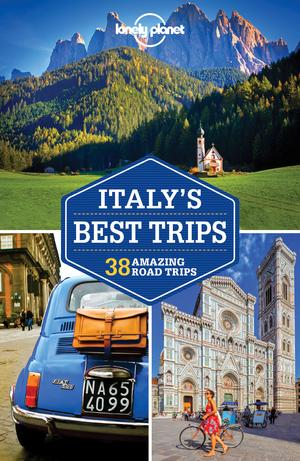 Lonely Planet Italy's Best Trips