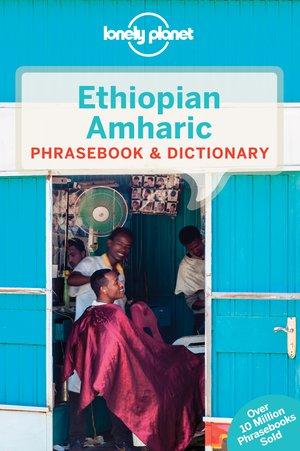 Lonely Planet Ethiopian Amharic Phrasebook & Dictionary
