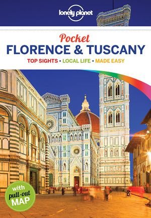 Lonely Planet Pocket Florence & Tuscany