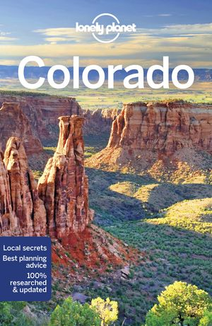 Lonely Planet Colorado