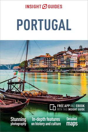 Insight Guides Portugal - Portugal Travel Guide