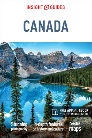Insight Guides Canada - Canada Travel Guide