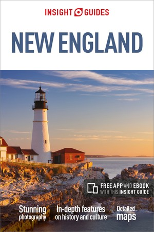 Insight Guides New England