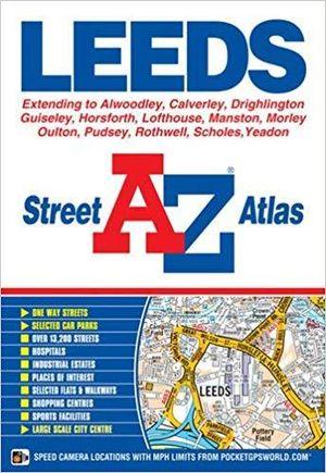 Leeds Street Atlas A-z