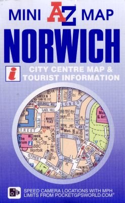 Norwich Mini Map A-z Geographers