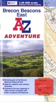 Brecon Beacons (east) Adventure Atlas