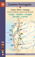 Camino Portugues Maps John Brierley