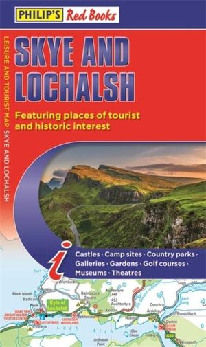 Philip's Skye And Lochalsh landkaart