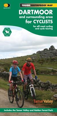 Dartmoor fietskaart
