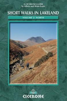 Short Walks In Lakeland Book 2: North Lakeland
