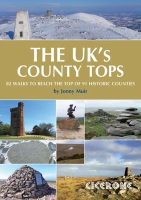 UK's County Tops reaching the top of 91 hist. counties