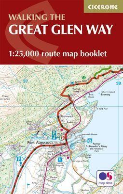 Great Glen Way Map Booklet
