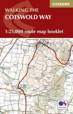 Cotswold Way Map Booklet