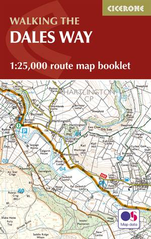 Dales Way Map Booklet