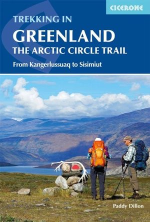 Greenland trekking in the Arctic Circle Trail