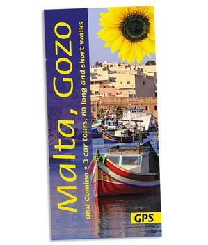 Malta, Gozo And Comino: 3 Car Tours, 60 Long And Short Walks